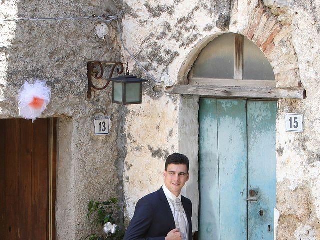 Il matrimonio di Davide e Janira a Longi, Messina 5