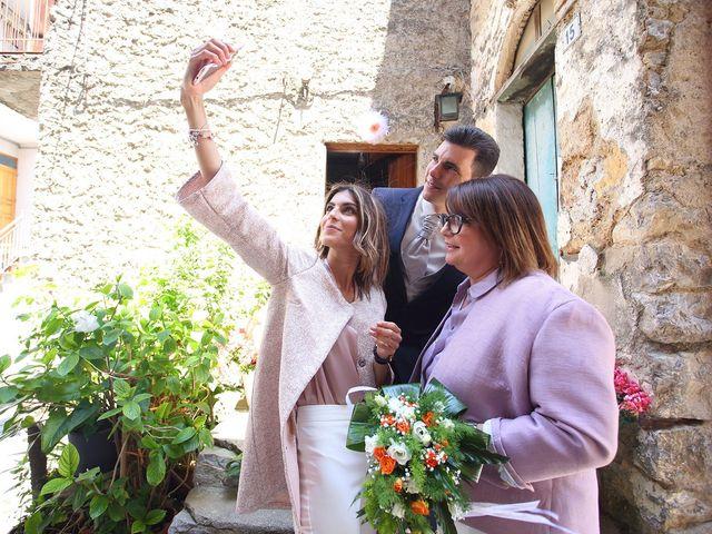 Il matrimonio di Davide e Janira a Longi, Messina 6