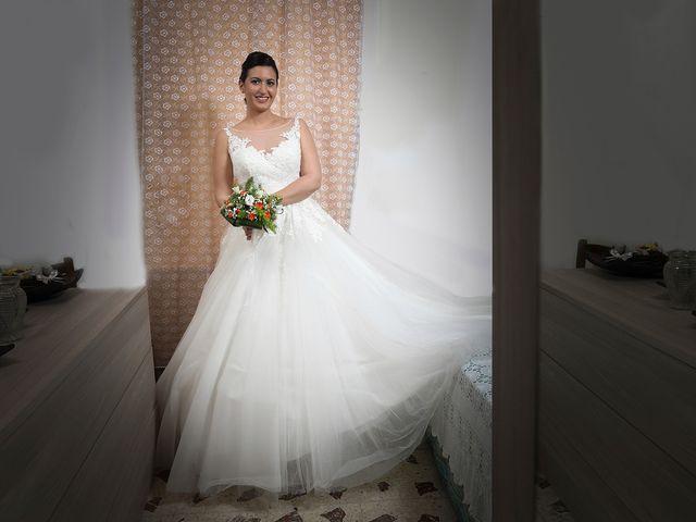 Il matrimonio di Davide e Janira a Longi, Messina 10