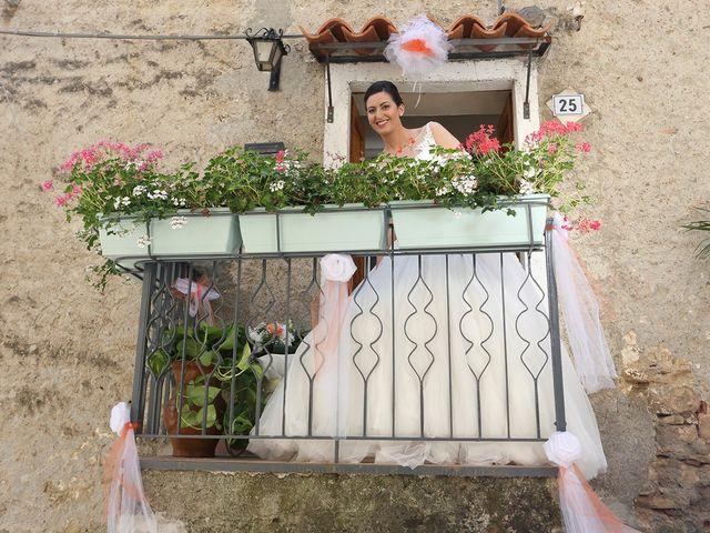 Il matrimonio di Davide e Janira a Longi, Messina 11