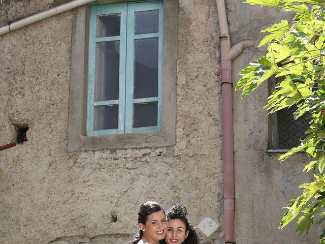 Il matrimonio di Davide e Janira a Longi, Messina 12