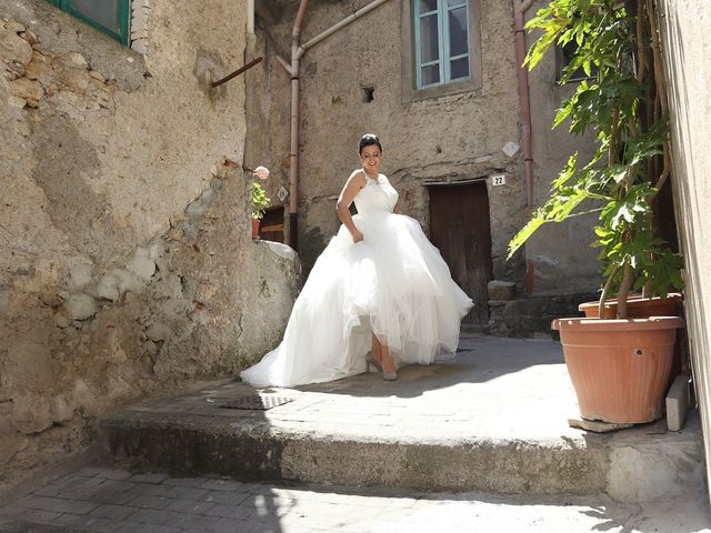 Il matrimonio di Davide e Janira a Longi, Messina 13