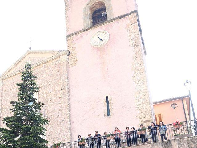 Il matrimonio di Davide e Janira a Longi, Messina 15