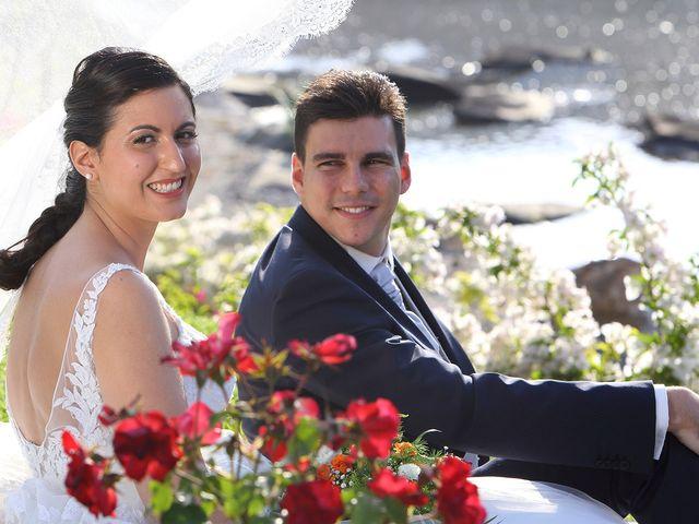 Il matrimonio di Davide e Janira a Longi, Messina 17