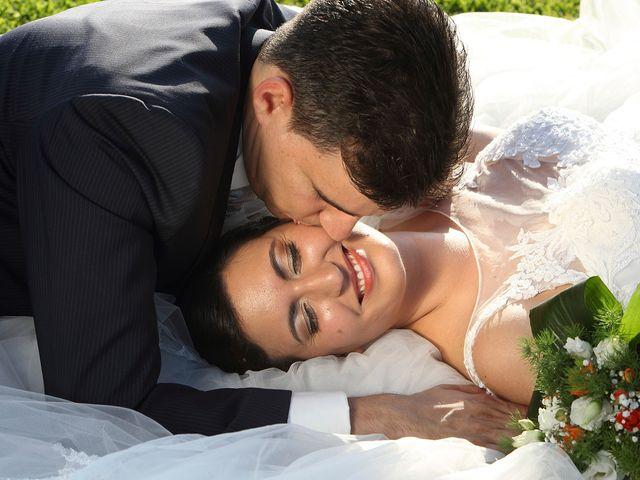Il matrimonio di Davide e Janira a Longi, Messina 18