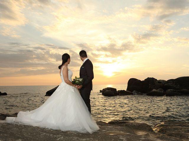 Il matrimonio di Davide e Janira a Longi, Messina 21
