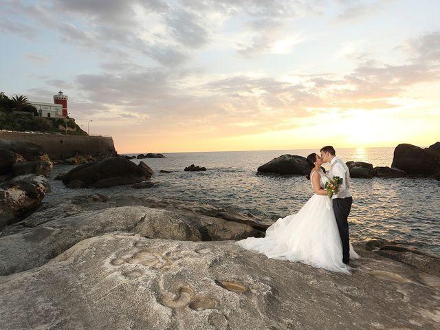 Il matrimonio di Davide e Janira a Longi, Messina 22