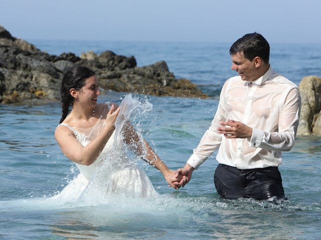 Le nozze di Janira e Davide