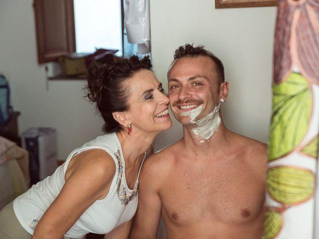 Il matrimonio di Antonio e Luisa a Furore, Salerno 1
