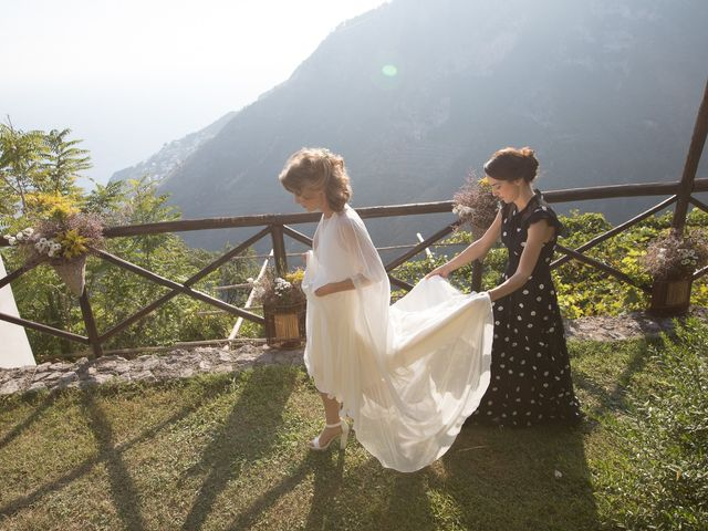Il matrimonio di Antonio e Luisa a Furore, Salerno 21