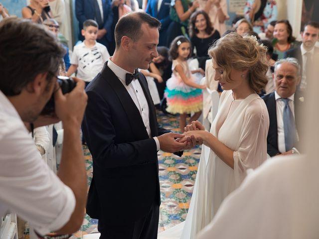 Il matrimonio di Antonio e Luisa a Furore, Salerno 26