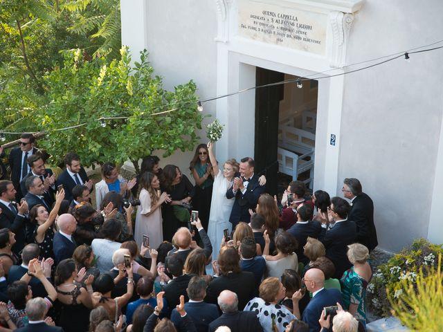 Il matrimonio di Antonio e Luisa a Furore, Salerno 28