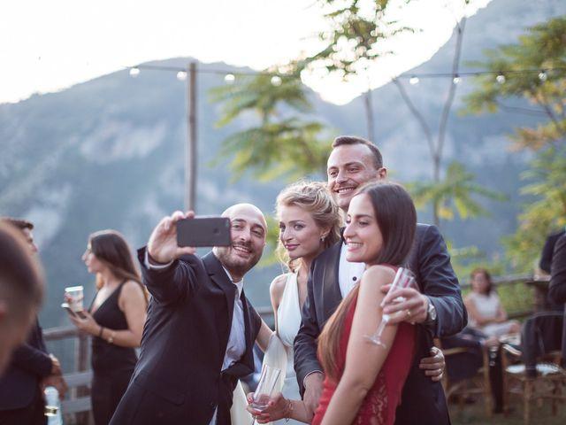 Il matrimonio di Antonio e Luisa a Furore, Salerno 34