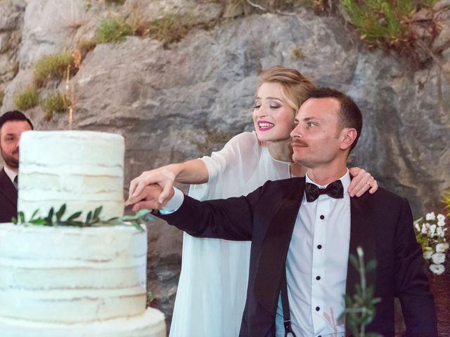Il matrimonio di Antonio e Luisa a Furore, Salerno 40