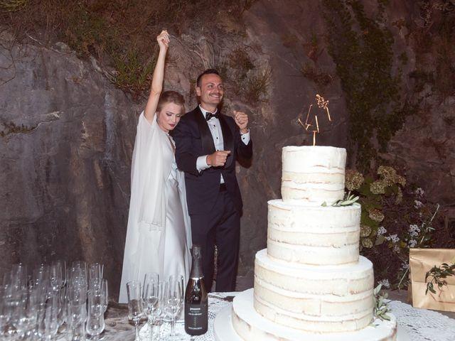 Il matrimonio di Antonio e Luisa a Furore, Salerno 41
