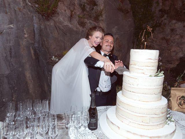 Il matrimonio di Antonio e Luisa a Furore, Salerno 42