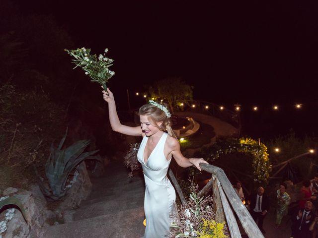 Il matrimonio di Antonio e Luisa a Furore, Salerno 45