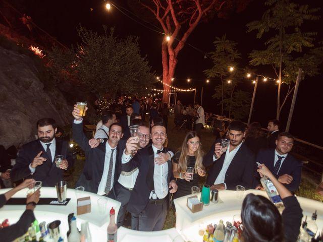 Il matrimonio di Antonio e Luisa a Furore, Salerno 48