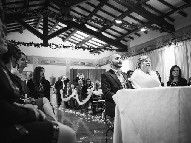 Le nozze di Amanda e Fulvio