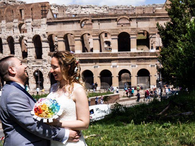 Le nozze di Claudia e Mario
