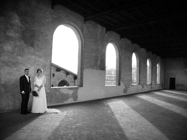 Il matrimonio di Raffaele e Monica a Vigevano, Pavia 10