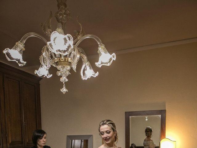 Il matrimonio di Mirco e Elena a Larciano, Pistoia 6