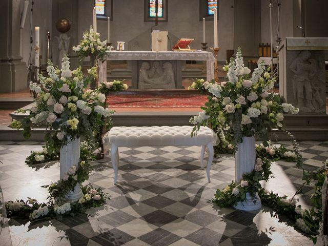 Il matrimonio di Mirco e Elena a Larciano, Pistoia 2