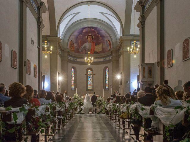 Il matrimonio di Mirco e Elena a Larciano, Pistoia 10