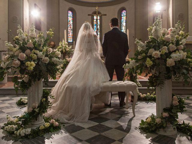 Il matrimonio di Mirco e Elena a Larciano, Pistoia 13