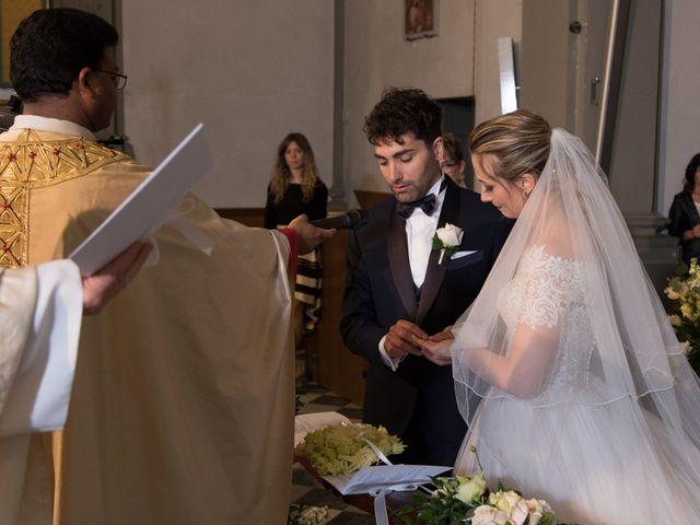 Il matrimonio di Mirco e Elena a Larciano, Pistoia 15