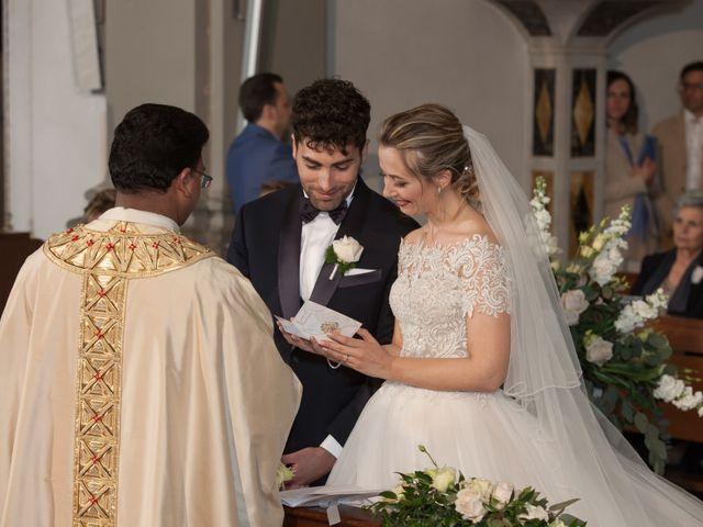 Il matrimonio di Mirco e Elena a Larciano, Pistoia 23