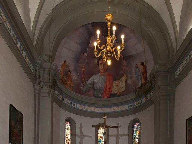 Il matrimonio di Mirco e Elena a Larciano, Pistoia 25