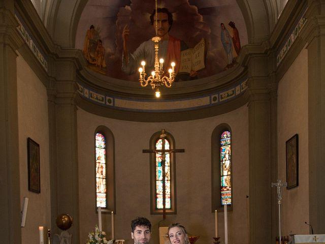 Il matrimonio di Mirco e Elena a Larciano, Pistoia 26