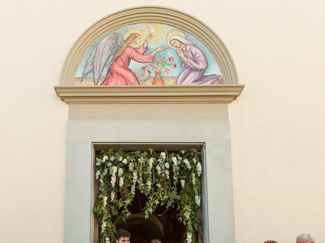 Il matrimonio di Mirco e Elena a Larciano, Pistoia 27