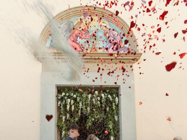 Il matrimonio di Mirco e Elena a Larciano, Pistoia 28