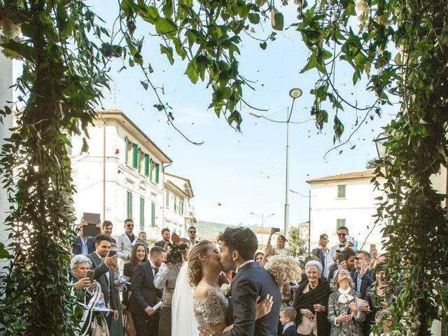 Il matrimonio di Mirco e Elena a Larciano, Pistoia 30