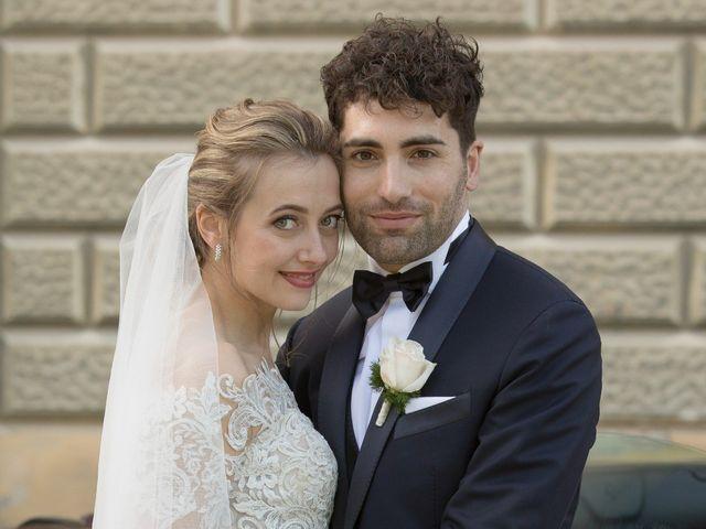 Il matrimonio di Mirco e Elena a Larciano, Pistoia 33