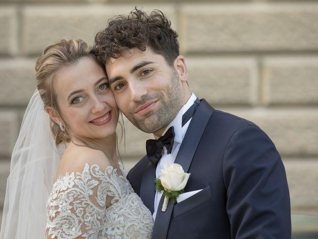 Il matrimonio di Mirco e Elena a Larciano, Pistoia 34