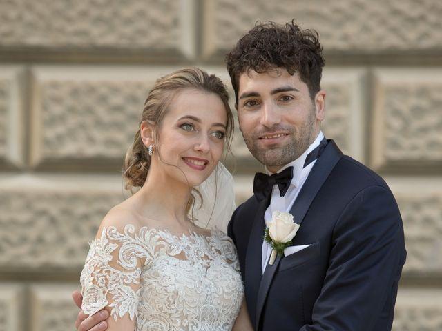 Il matrimonio di Mirco e Elena a Larciano, Pistoia 37