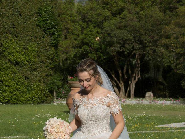 Il matrimonio di Mirco e Elena a Larciano, Pistoia 38