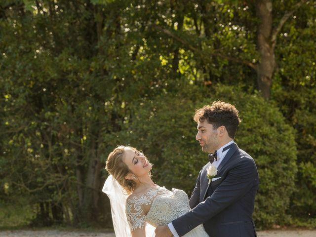 Il matrimonio di Mirco e Elena a Larciano, Pistoia 43