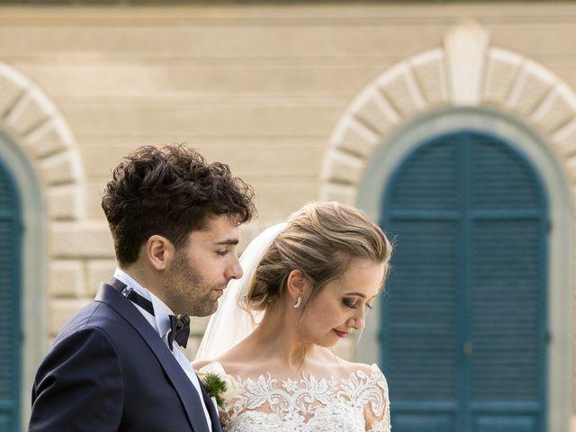 Il matrimonio di Mirco e Elena a Larciano, Pistoia 46
