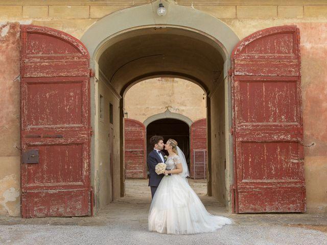 Il matrimonio di Mirco e Elena a Larciano, Pistoia 49
