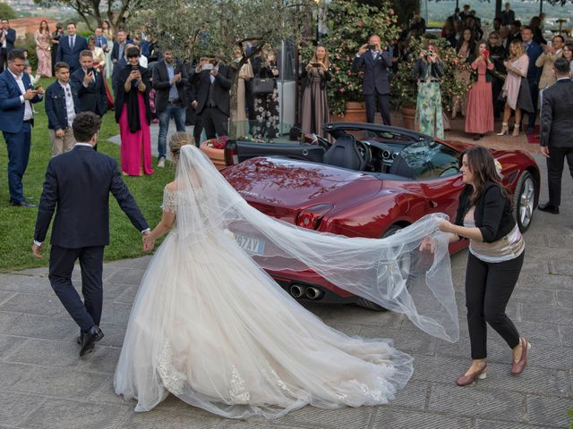 Il matrimonio di Mirco e Elena a Larciano, Pistoia 53