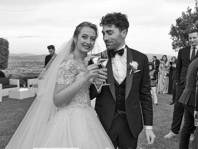Il matrimonio di Mirco e Elena a Larciano, Pistoia 54