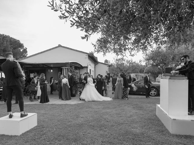 Il matrimonio di Mirco e Elena a Larciano, Pistoia 58
