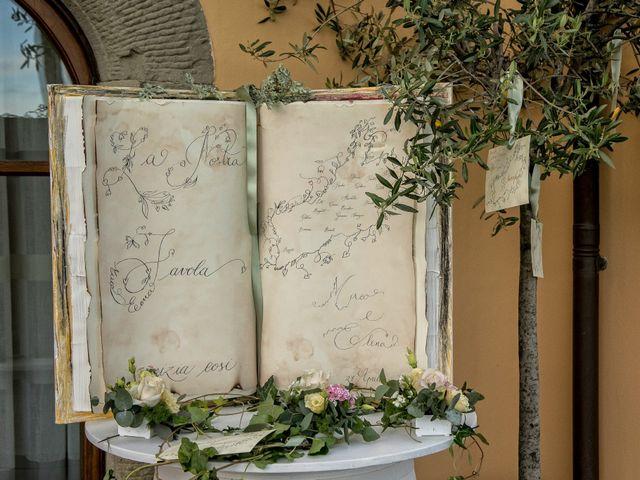 Il matrimonio di Mirco e Elena a Larciano, Pistoia 59