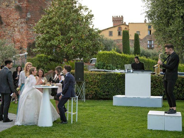 Il matrimonio di Mirco e Elena a Larciano, Pistoia 61