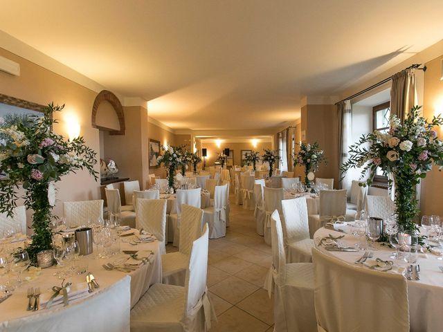Il matrimonio di Mirco e Elena a Larciano, Pistoia 64