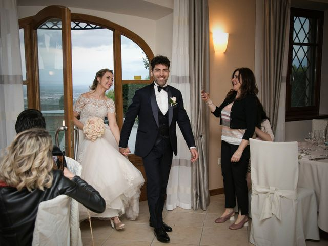 Il matrimonio di Mirco e Elena a Larciano, Pistoia 67